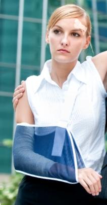 Shoulder-immobiliser
